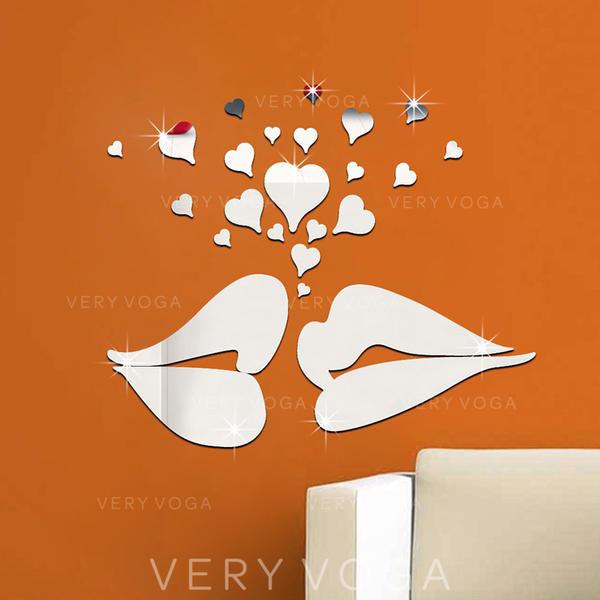 Moderner Style Vertikal Pop Art Wandaufkleber