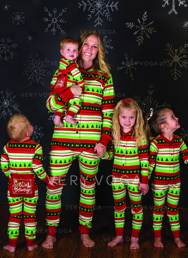Schreiben Drucken Passende Familie Christmas Pajamas Pyjama