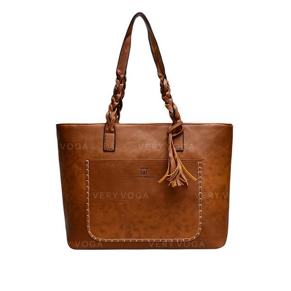 Elegant/Attraktiv/pendling Tygväskor/Axelrems väskor