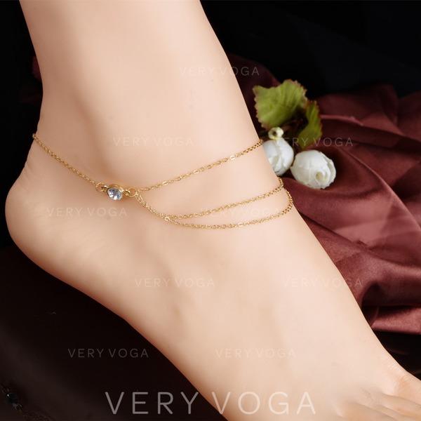 Κράμα Κοσμήματα ποδιών (Πωλείται σε ένα κομμάτι)