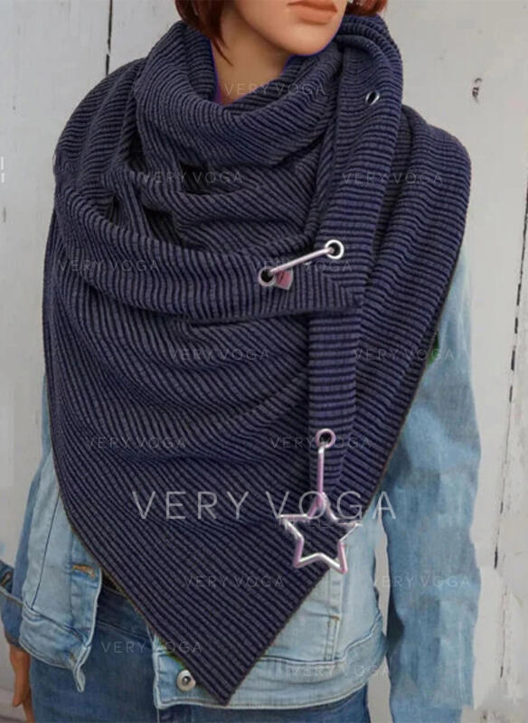 Solid Color/Retro/Vintage fashion/Comfortable Scarf