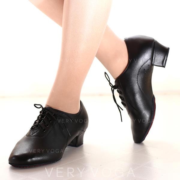 Női Edzés Sarok Műbőr Edző cipők