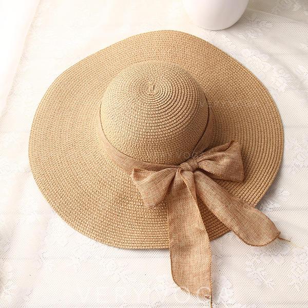 Damen Klassische Art mit Bowknot Strand / Sonne Hüte