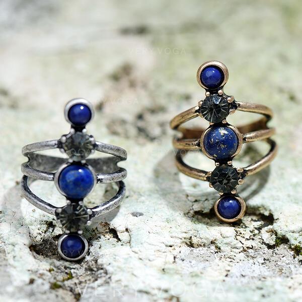 Alloy Rings