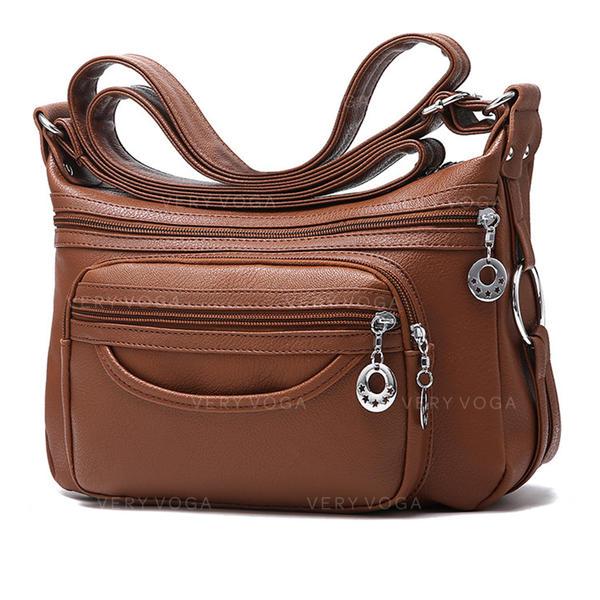 Solid Color/Simple/Super Convenient Crossbody Bags/Shoulder Bags