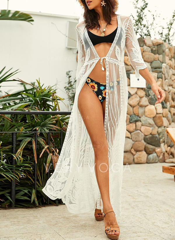 Elegant Fashionable Classic Cover-ups Swimsuits