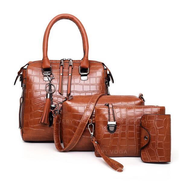 På mode/Lichee Mønster Bag Sets
