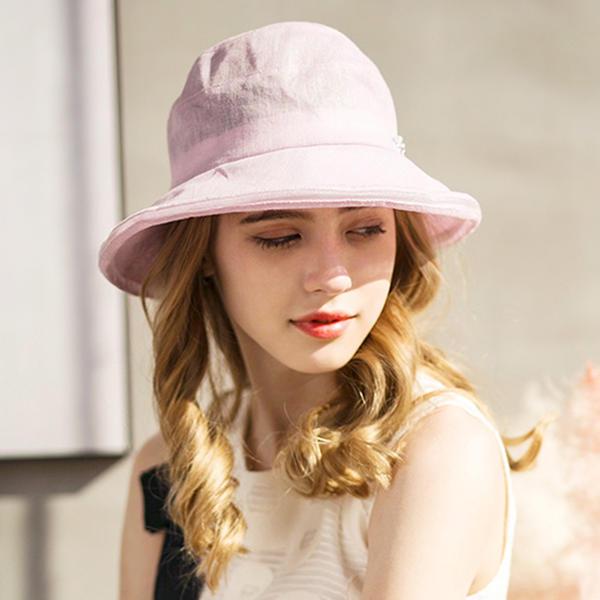 Ladies' Classic/Unique/Simple/Fancy Linen Floppy Hats