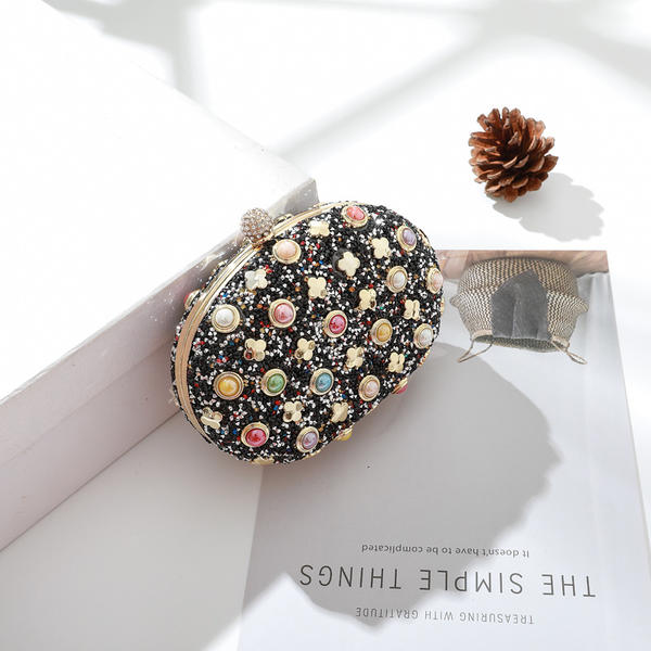 Gorgeous Czech Stones Clutches