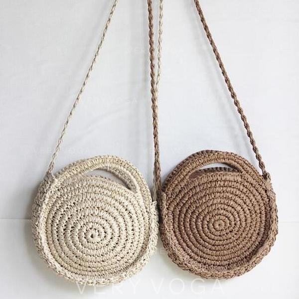 Special Straw/Cloth Crossbody Bags/Shoulder Bags/Beach Bags/Bucket Bags