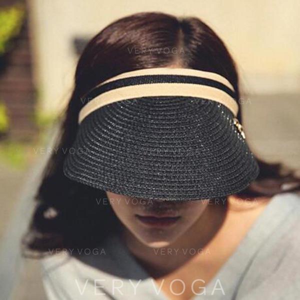 Ladies' Hottest Salty Straw Baseball Caps/Beach/Sun Hats