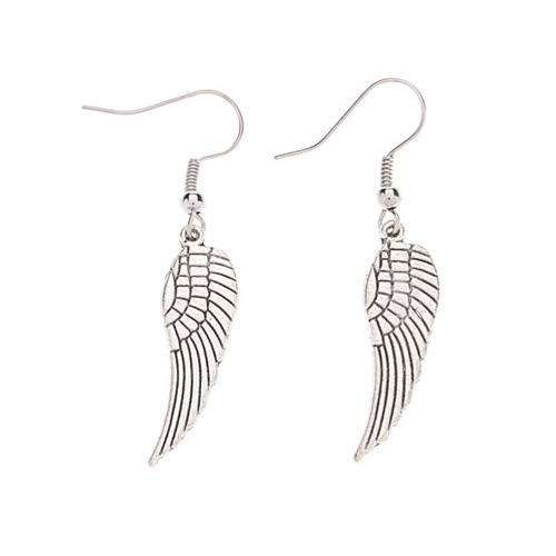 Wings Shaped Alloy Women's Earrings