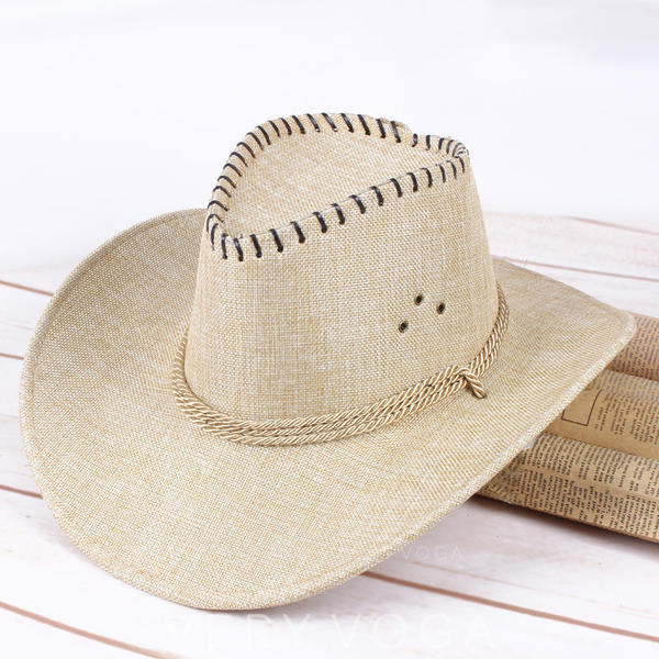 ac1220022 Męskie Klasyczny Bielizna Kowbojski kapelusz (196200466) - Kapelusze ...