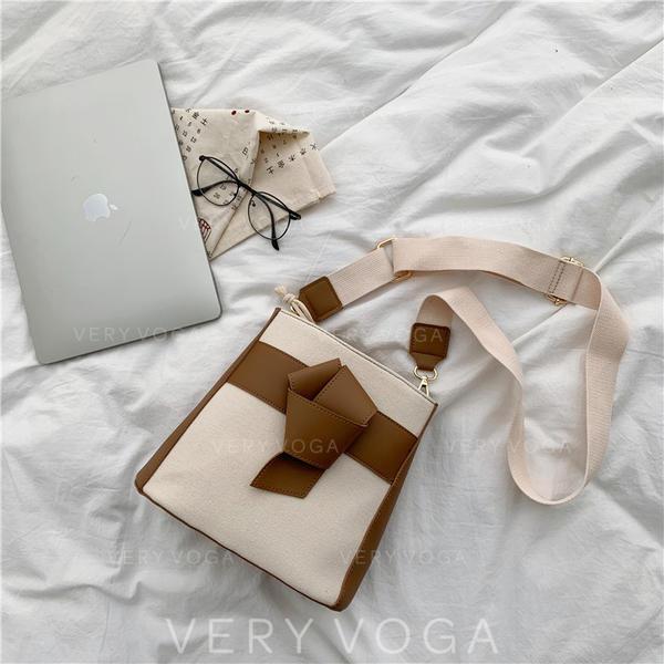 Elegant Canvas Crossbody Bags/Shoulder Bags