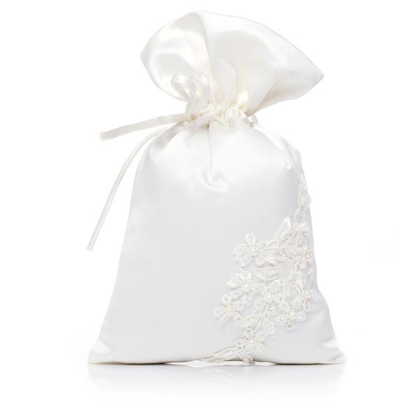 Lovely Satin Bridal Purse