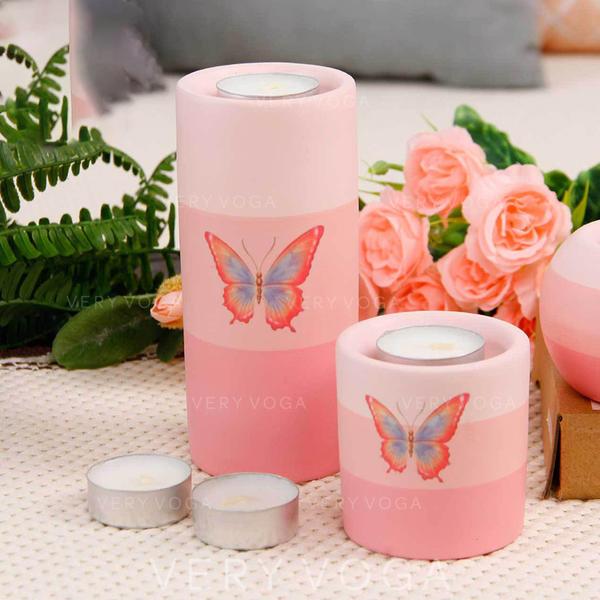 Schön Keramik Teelicht