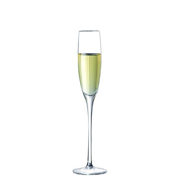 Klassiek Glas champagneglazen (set Van 6)