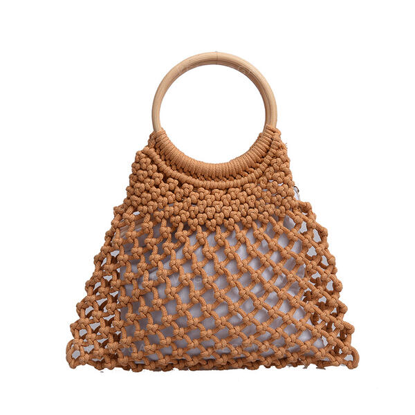 Elegant/Vintga/Bohemian Style/Braided Beach Bags/Bucket Bags