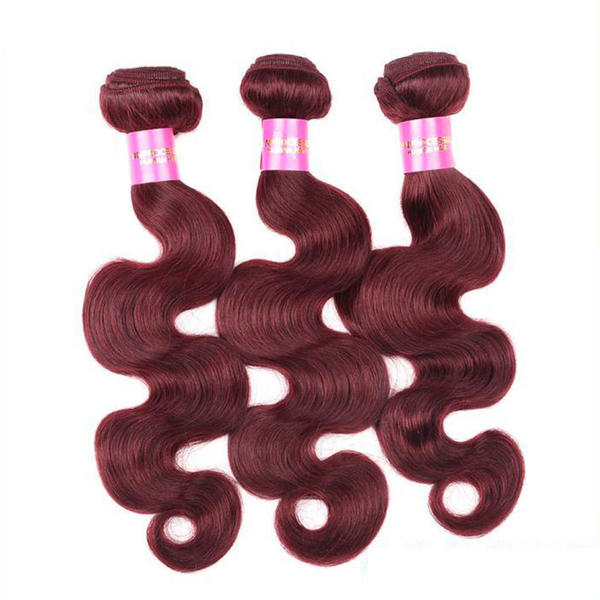 4A Body Human Hair Human Hair Weave (Sold in a single piece) 100g