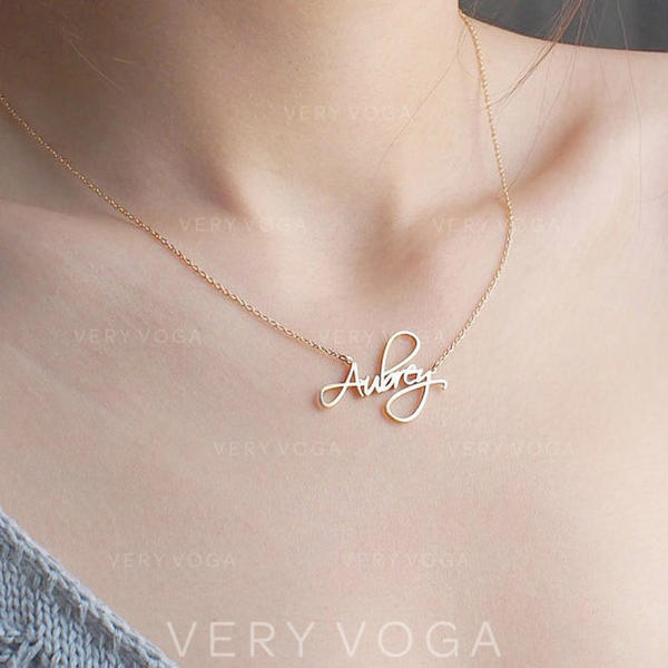 Unique Lovely Copper Necklaces
