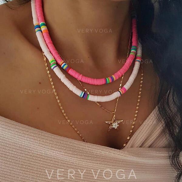Crystal Necklaces