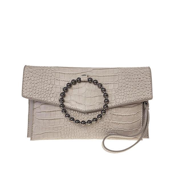Elegant/Klassisk/krokodil Mönster/Vintage Grepp/Axelrems väskor