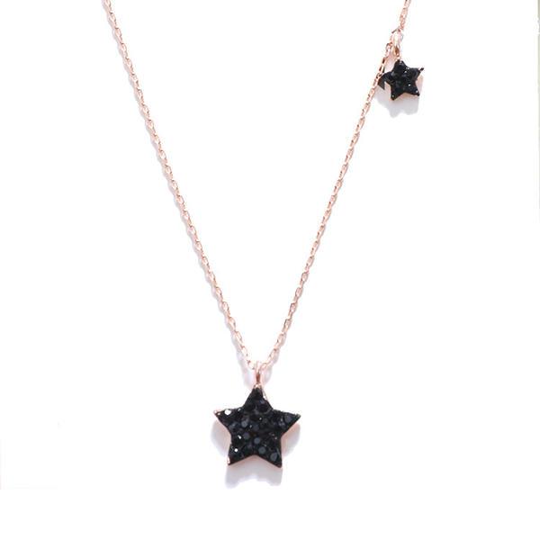 stjerne formet Legering Rhinestones med Rhinestone