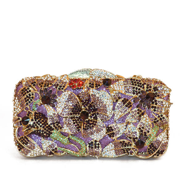 dea7333ba5 Κομψός Κράμα Συμπλέκτες Πορτοφόλια   Αξεσουάρ Νυφική τσάντα τσάντες μόδας  τσάντες μακιγιάζ