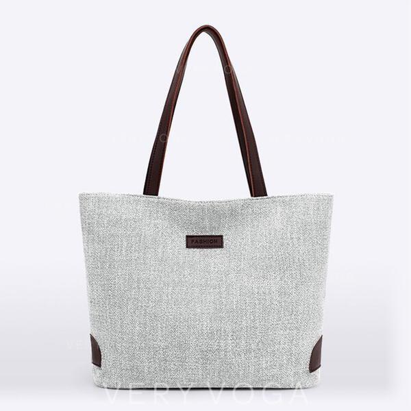 Einfarbig/Böhmischer Stil/Einfache/Super bequem Tragetaschen/Strandtaschen/Hobo-Taschen