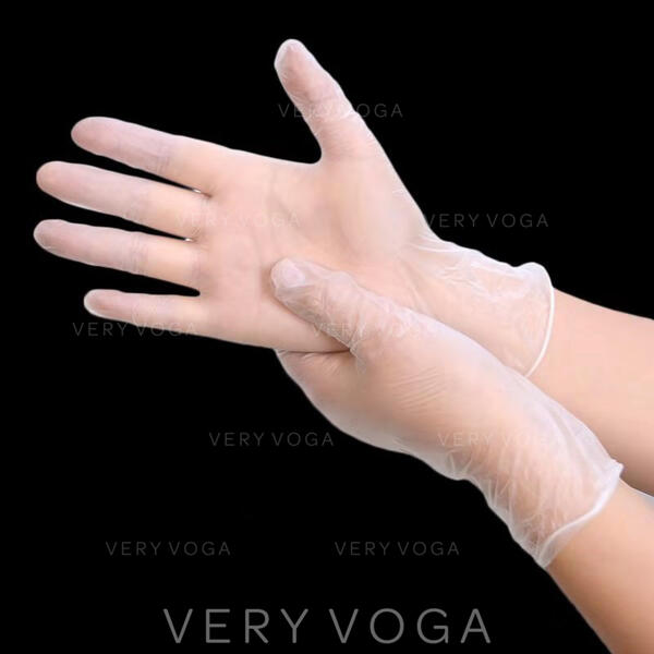 Modern PVC Cleaning Glove (Set of 100)