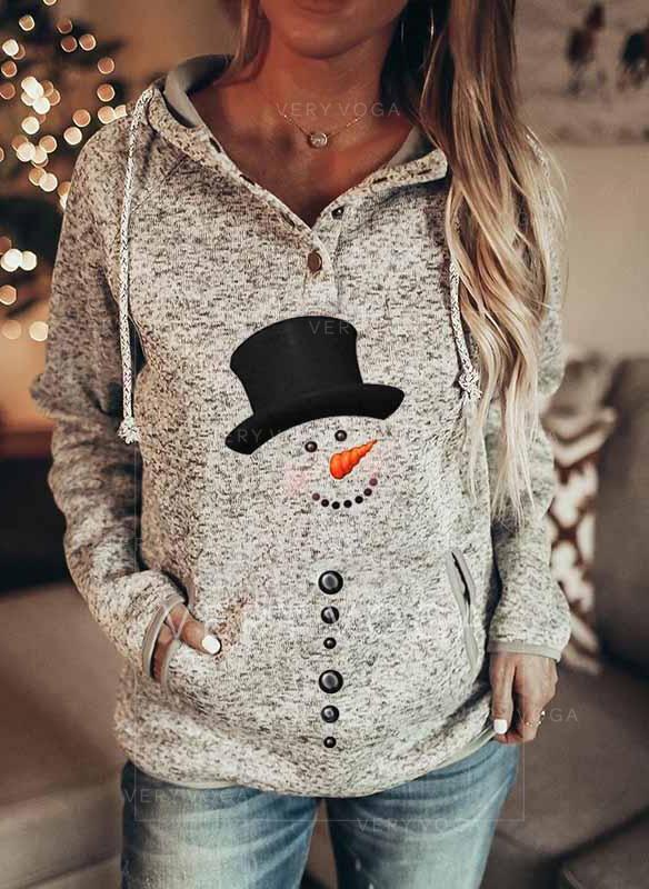 Wydrukować Μακρυμάνικο Χριστουγεννιάτικο μπλουζάκι